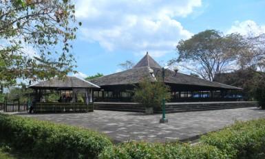 agung temple