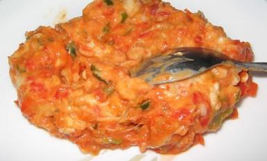 tempoyak sauce